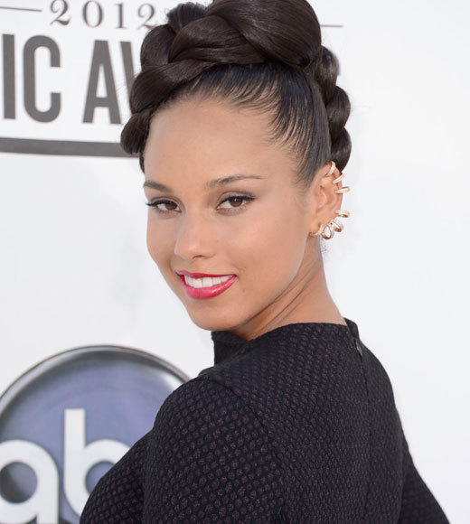 Billboard Music Awards 2012: Red carpet arrivals: Alicia Keys