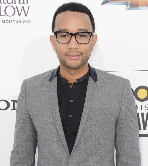 Billboard Music Awards 2012: Red carpet arrivals: John Legend