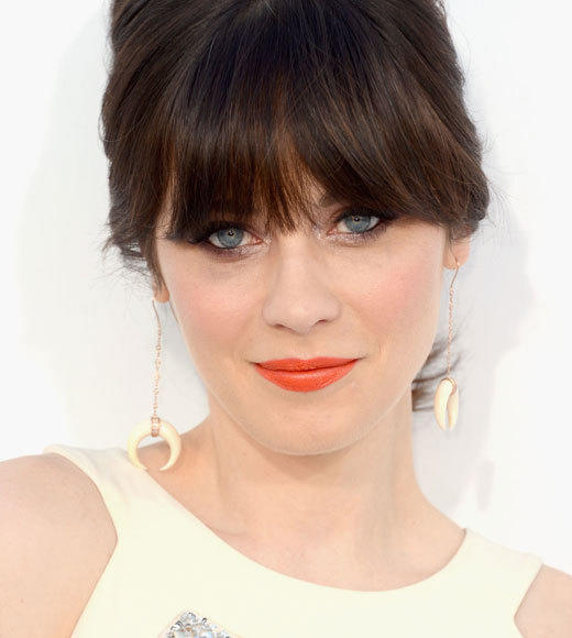 Billboard Music Awards 2012: Red carpet arrivals: Zooey Deschanel
