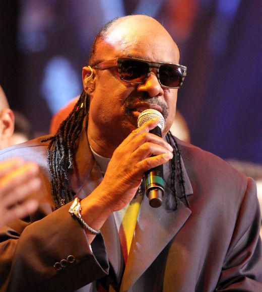 2012 Billboard Music Awards: Winners and nominees: WINNER: Stevie Wonder