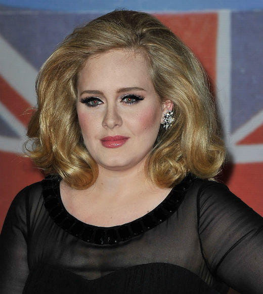 2012 Billboard Music Awards: Winners and nominees: WINNER: Adele (pictured) Lady Gaga  Nicki Minaj Katy Perry Rihanna