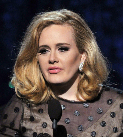 2012 Billboard Music Awards: Winners and nominees: WINNER: Adele (pictured) LMFAO  Bruno Mars Katy Perry  Rihanna