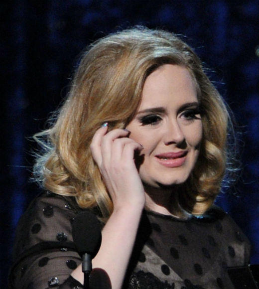 2012 Billboard Music Awards: Winners and nominees: WINNER: Adele (pictured) Justin Bieber Lady Gaga  Lil Wayne Rihanna