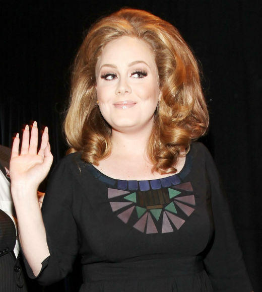 2012 Billboard Music Awards: Winners and nominees: WINNER: Adele - Rolling In The Deep (pictured) AWOLNATION - Sail Coldplay - Paradise  Foster The People - Pumped Up Kicks Mumford & Sons - The Cave
