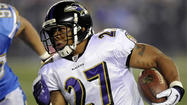 Ray Rice might not be in the building, but some progress has been made in contract talks
