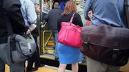 Getting Around: Fast times, empty trains and other scenes from morning rush