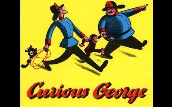 """Houghton Mifflin, publisher of titles such as """"Curious George,"""" filed for bankruptcy Monday."""