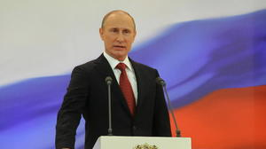 Putin returns, and so does a Cold War mentality