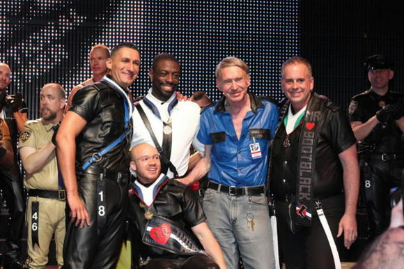 International Mr Leather competition 2010
