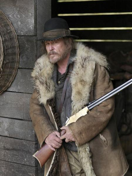 "Tom Berenger plays Jim Vance, Devil Anse's ""Uncle Jim,"" the firebrand warlord of the Hatfield family. Jim is a ruthless, vindictive man with a near-psychotic penchant for brutality."