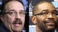 Coach Stan Van Gundy and General Manager Otis Smith did not want the uncertainty about their futures with the Orlando Magic to drag on and on.