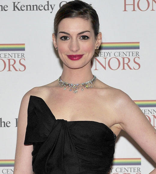 Maxim's Hot 100 2012: Bar Rafaeli, Olivia Munn, Mila Kunis and 97 more: No. 23: Anne Hathaway