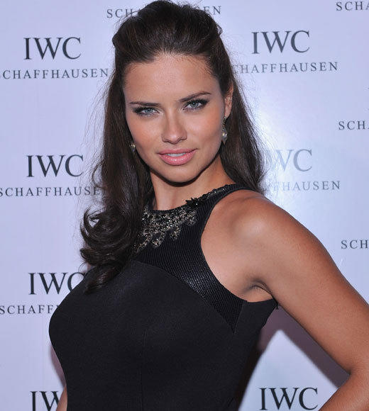 Maxim's Hot 100 2012: Bar Rafaeli, Olivia Munn, Mila Kunis and 97 more: No. 46: Adriana Lima