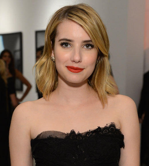 Maxim's Hot 100 2012: Bar Rafaeli, Olivia Munn, Mila Kunis and 97 more: No. 55: Emma Roberts