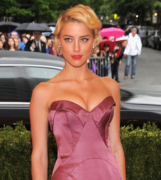 Maxim's Hot 100 2012: Bar Rafaeli, Olivia Munn, Mila Kunis and 97 more: No. 53: Amber Heard