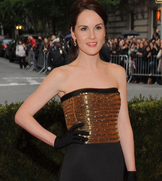 Maxim's Hot 100 2012: Bar Rafaeli, Olivia Munn, Mila Kunis and 97 more: No. 70: Michelle Dockery