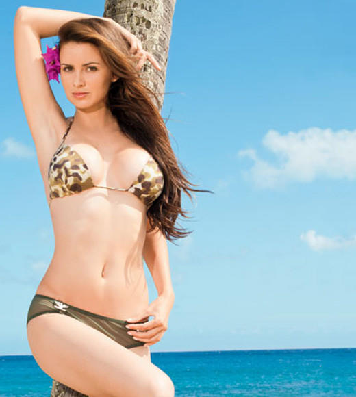 Maxim's Hot 100 2012: Bar Rafaeli, Olivia Munn, Mila Kunis and 97 more: No. 82: April Rose