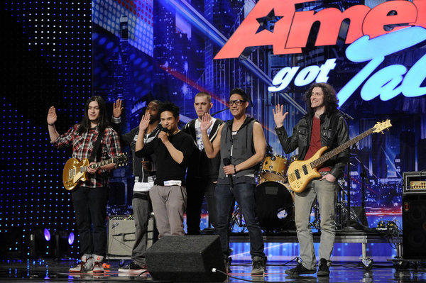 "Lions Ambition performed on ""America's Got Talent."""