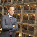Josh Charles: The Peabody Library at Mount Vernon Place