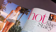Self magazine shows how to be 'smokin' as Stacy Keibler -- yeah right