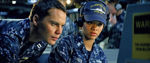 Taylor Kitsch in 'Battleship'