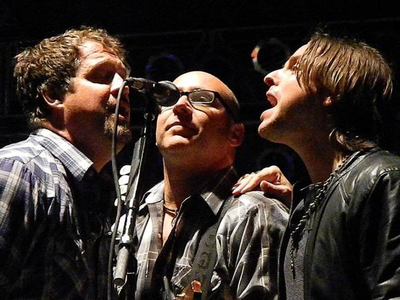 Sister Hazel will play a free Friday night series at Hampton's Power Plant