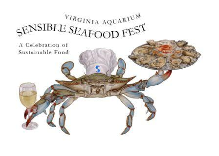 Sensible Seafood Fest May 24 in Virginia Beach