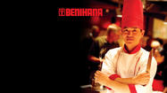 Benihana Inc., the Japanese-style and sushi restaurant company known for slicing, dicing and frying food in front of diners, will be sold to a private equity group for $296 million.