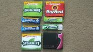 Crime & Punishment: Man steals $278 worth of gum