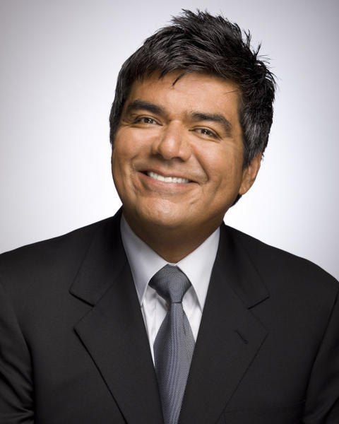 One man, 30 women. George Lopez hosts.
