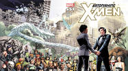 Astonishing X-Men #51: The Gay Wedding Issue