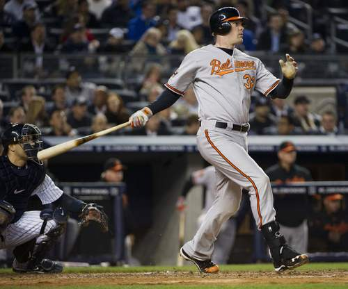"As Matt Wieters soared through the minor leagues, putting up monster numbers every stop of the way, Orioles fans were told they could expect a ""Joe Mauer with power."" The switch-hitting catcher arrived in 2009 and immediately wowed with his ability to handle a pitching staff and gun down runners stealing second base. But the offense never quite matched the hype -- so much so that a Baseball Prospectus writer labeled Wieters one of the most disappointing prospects of all time before the start of the 2011 season. Wieters answered by hitting .262 with 22 HR and 68 RBIs. Though he has scuffled a bit in May, hitting just .208, Wieters has shown signs he can be a more consistent power hitter. He is on pace to hit 26 doubles, 30 home runs and 79 RBIs. And with the way he handles the pitching staff from behind the plate, it's hard to be really disappointed."