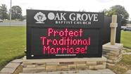 Several Harford churches active in petition drive to overturn same-sex marriage law