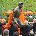 4. Honoring the past at Oriole Park