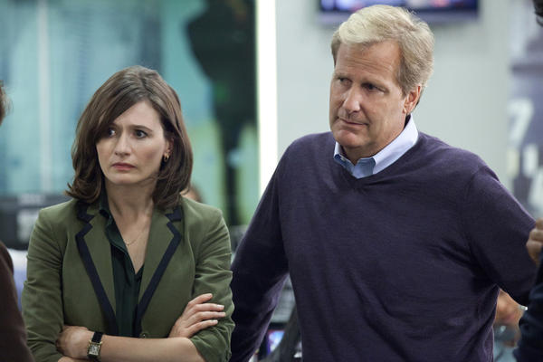 Aaron Sorkin takes on cable TV, on cable TV, in his third backstage-at-television television show, this one set at a 24-hour news network. Jeff Daniels, Emily Mortimer, Sam Waterston, Olivia Munn and Jane Fonda are in it.