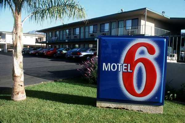 The original Motel 6 in Santa Barbara, Calif.