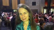Mary Schmich at the 2012 Pulitzer lunch