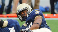 Navy cornerback leaves school after violating academy rules