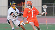 The Fallston boys lacrosse team made the final quarter of the season its finest in Tuesday's Class 2A-1A state semifinal against South Carroll.