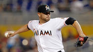 — Ricky Nolasco's name may not resonate with some of those on the Marlins' World Series teams, the likes of Beckett, Willis, Hernandez and Brown.