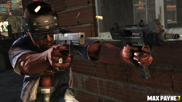 Max Payne screenshot 2