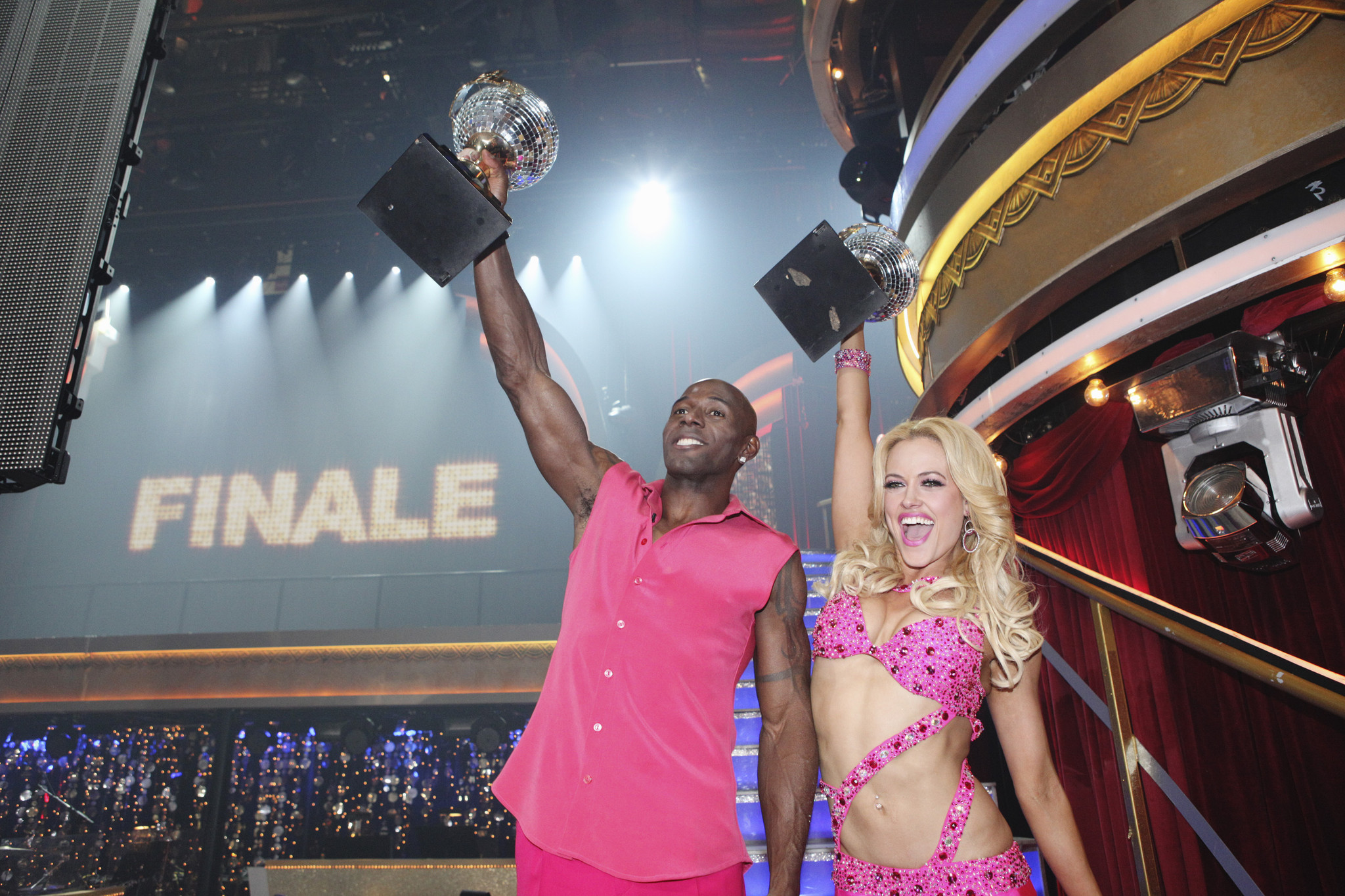 Dancing With the Stars Donald Driver Discusses Win Video - ABC News