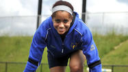 Varsity Q&A: Ashley Ross, Liberty, track and field
