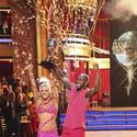 Donald Driver and Peta Murgatroyd win