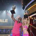 "Donald Driver and Peta Murgatroyd are crowned ""Dancing with the Stars"" champions"
