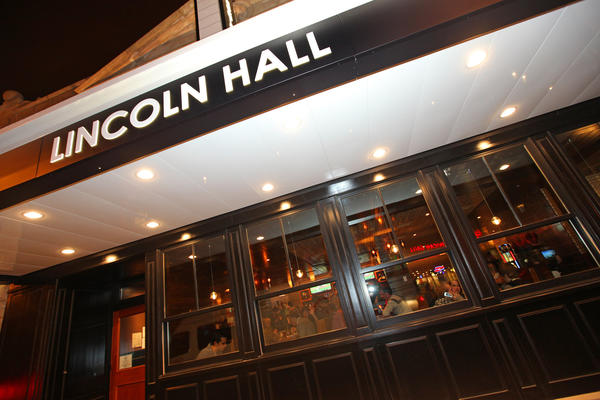 Music venue Lincoln Hall