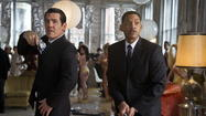 'Men in Black 3': Third time has charm, but moves pretty slow ✭✭ 1/2
