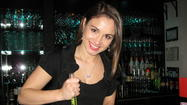 Bartender Buddha: Ester Saraiva at Rio Bar and Grille
