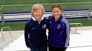 Northwestern's Kelly Amonte Hiller, one of the greatest coaches in her sport's history, is going into the National Lacrosse Hall of Fame for her achievements as a player.