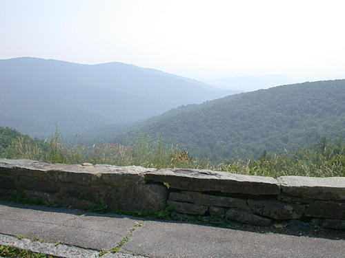 Legendary Skyline Drive